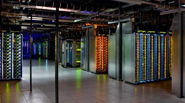 centros de datos google alta disponibilidad infraestructura cloud