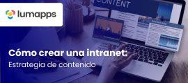 Cómo crear una intranet de éxito: Estrategia de contenido