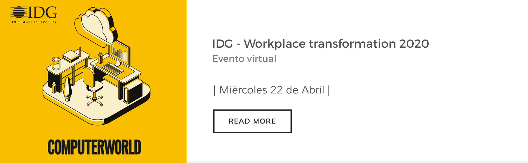 evento-workplace tranformation