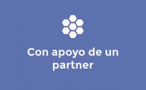 Icono Con apoyo de un partner - Sap Google Cloud Partnership