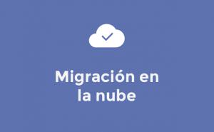 Icono Migración en la nube - Sap Google Cloud Partnership