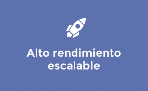 Icono Alto rendimiento escalable- Sap Google Cloud Partnership