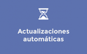 Icono Actualizaciones automáticas - Sap Google Cloud Partnership